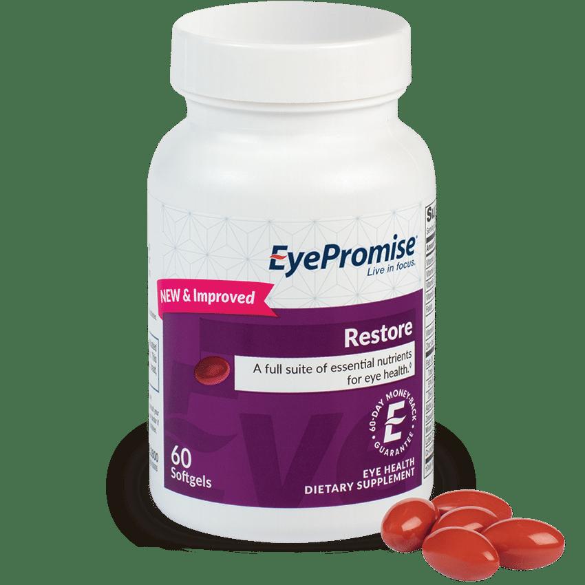 New & Improved! EyePromise Restore
