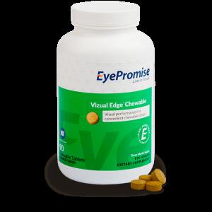EyePromise Vizual Edge Chewable