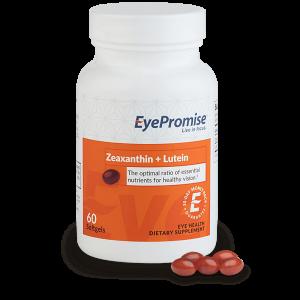 EyePromise Zeaxanthin + Lutein