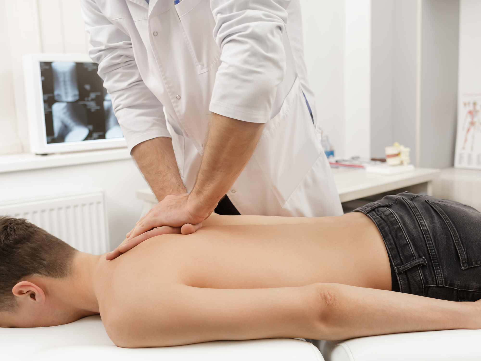 What Are the Benefits of a Spinal Adjustment?