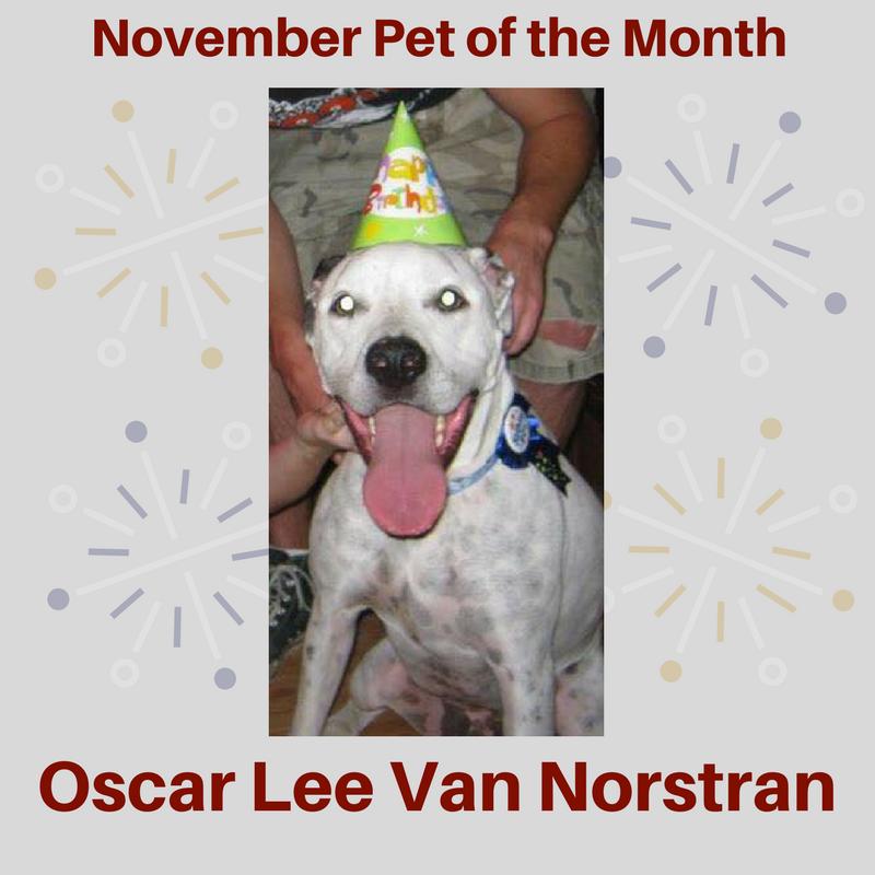 Oscar Lee Van Norstan