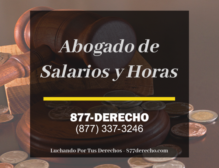 Leyes de Salarios y Horarios