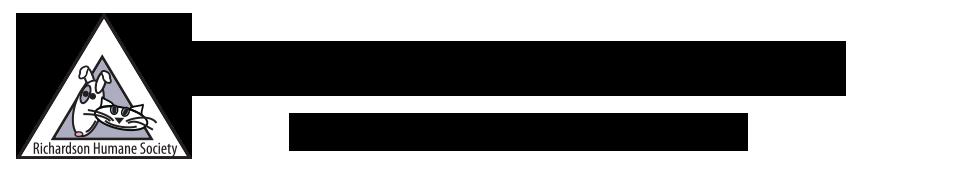 richardson humane society logo