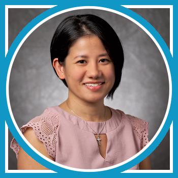 Headshot image of Dr. Tuyet-Suong Pham, Optometrist