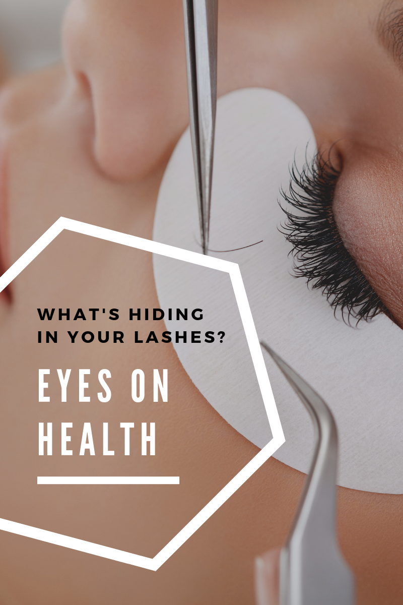 What's Hiding In Your Lashes?