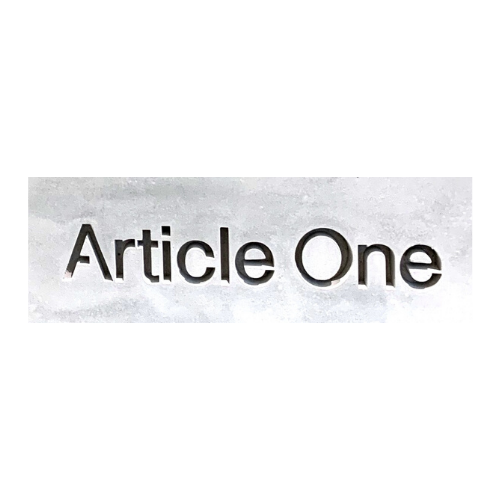 Article One