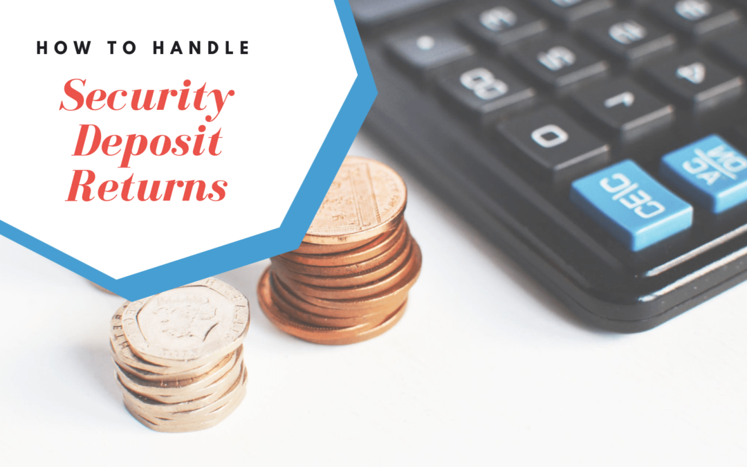 How to Handle Security Deposit Returns in Oakland