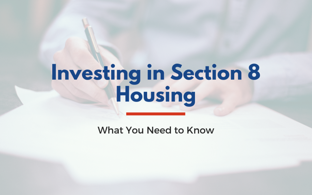Investing in Section 8 Housing: What You Need to Know in Oakland