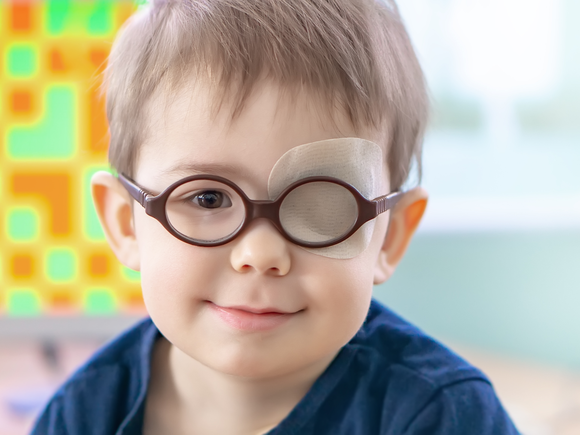 Understanding Vision Therapy - Lazy Eye Treatment