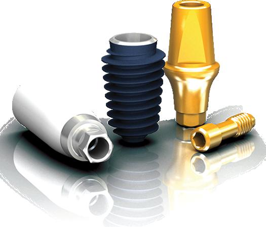 Straumann dental implants