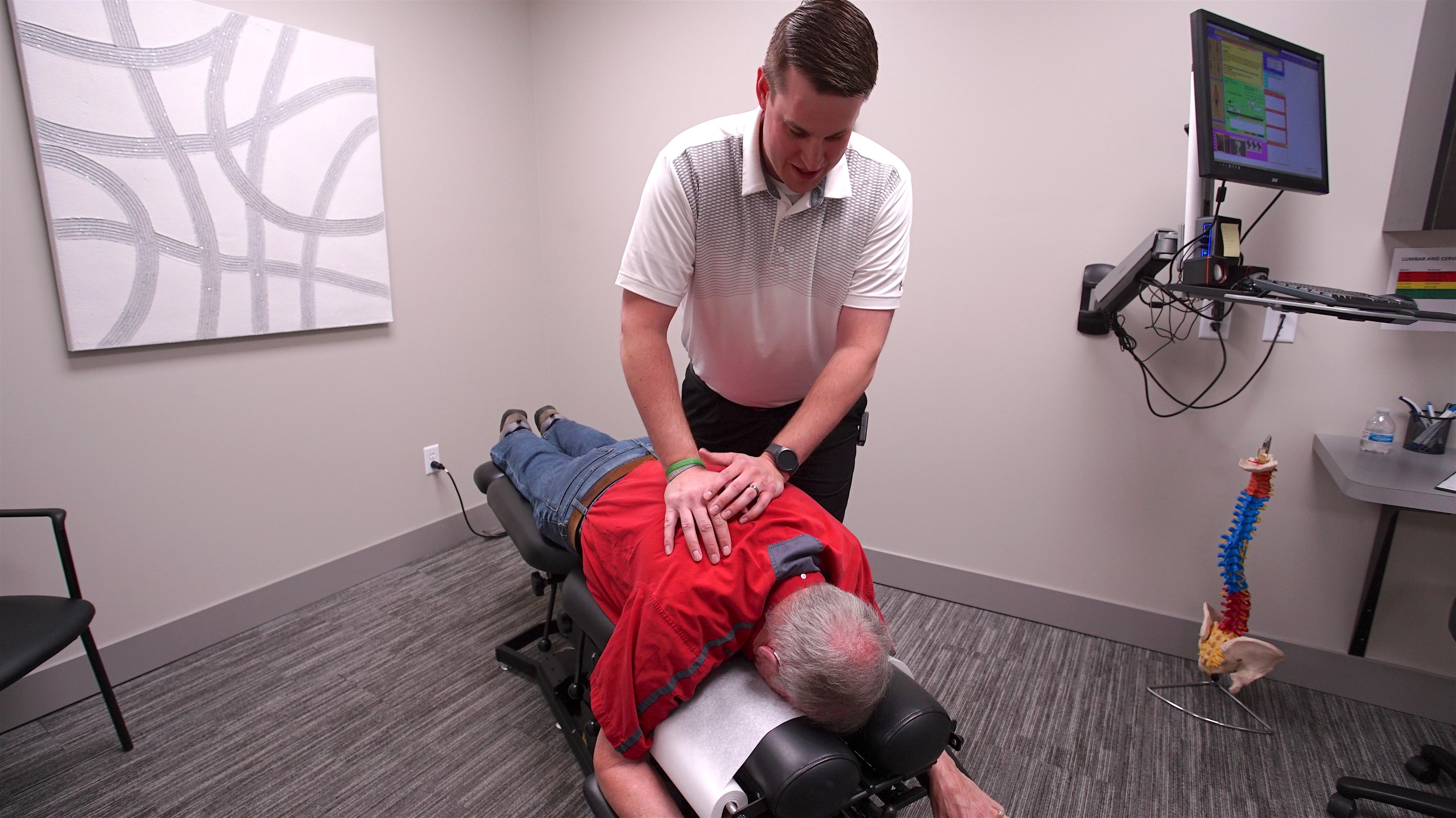 Chiropractic Senior Care