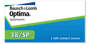Optima 38/SP Contact Lenses