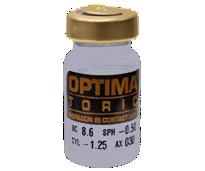 OptimaToric Contact Lenses