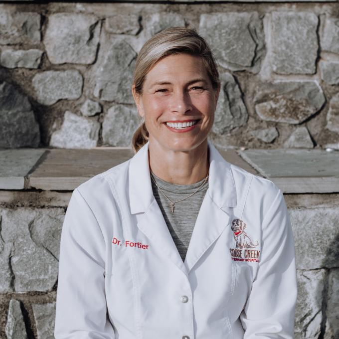 Dr. Margaret Fortier