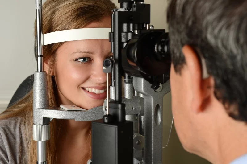 Women's Eye Health Month Is April