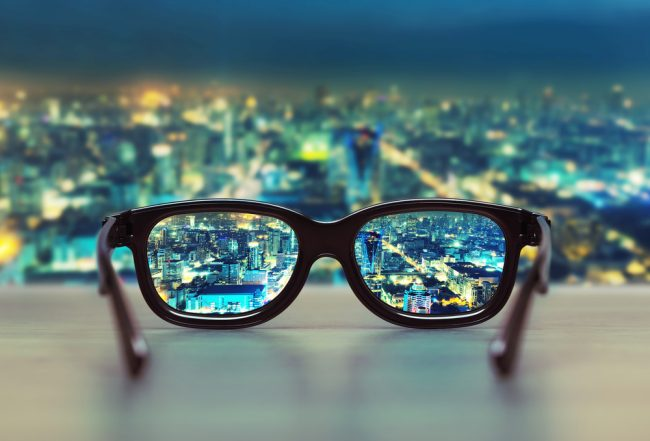 How Does Your Vision Change with Age?