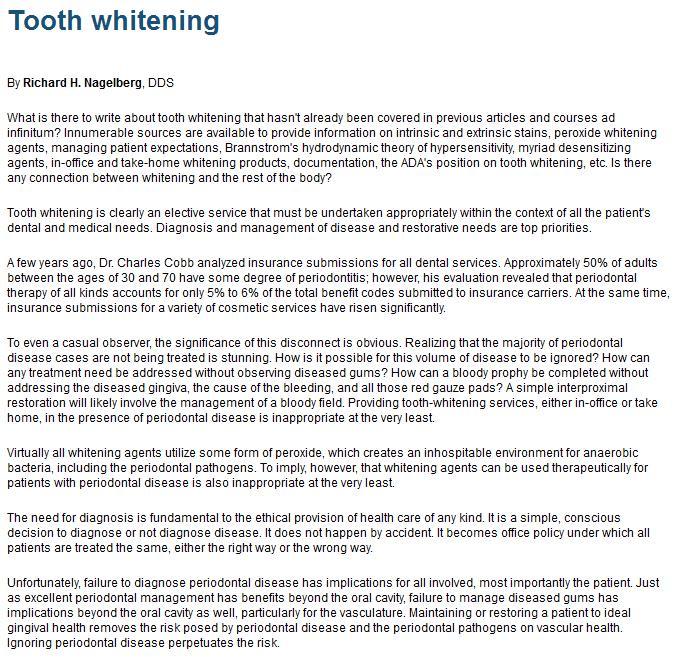 dental provider