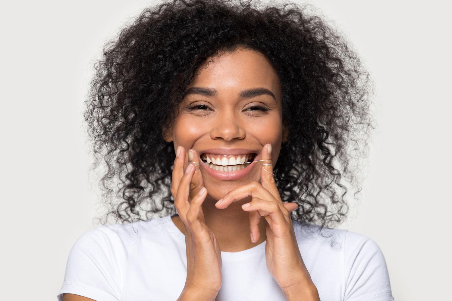October is Oral Hygiene Month: What are 4 elements for a healthy smile?