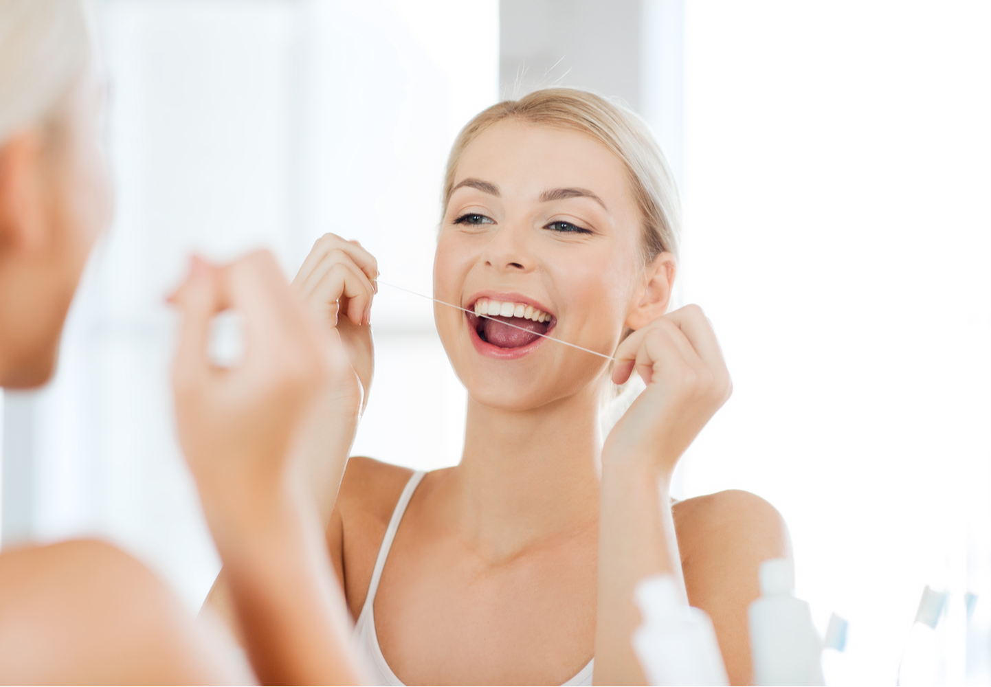 Recommended Home Care for Dental Implants