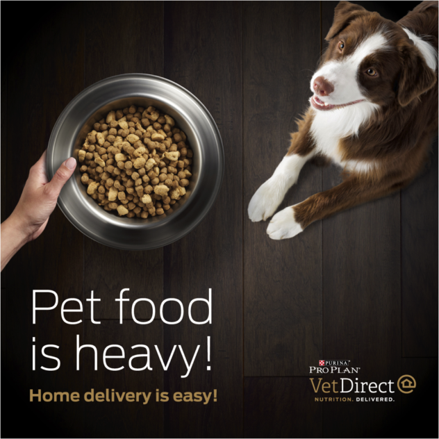 Register for Purina home delivery