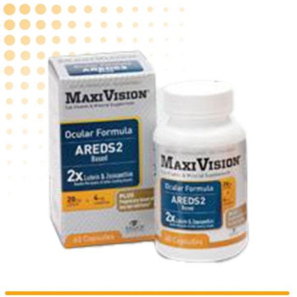 MaxiVision Ocular Formula Capsules