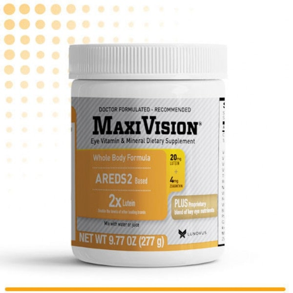 MaxiVision Whole-body Drink Mix