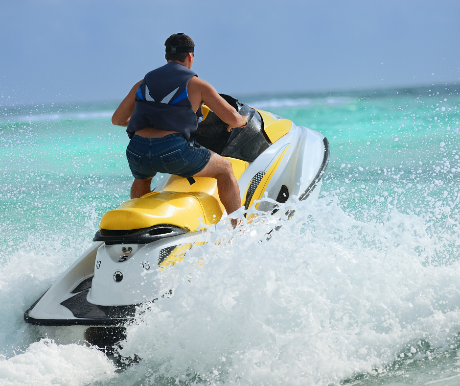 Do you need a License to rent a Jet Ski?
