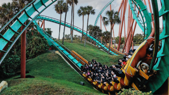 Controlling the Highs and Lows on the Corona-Coaster