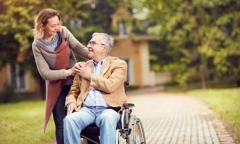 Staying Healthy as a Caregiver