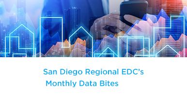 San Diego Regional EDC Monthly Data Bites