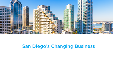 San Diego's Changing Business
