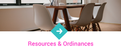 resources and ordinances
