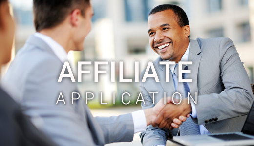 sdar affiliate application
