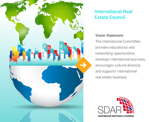 international real estate council