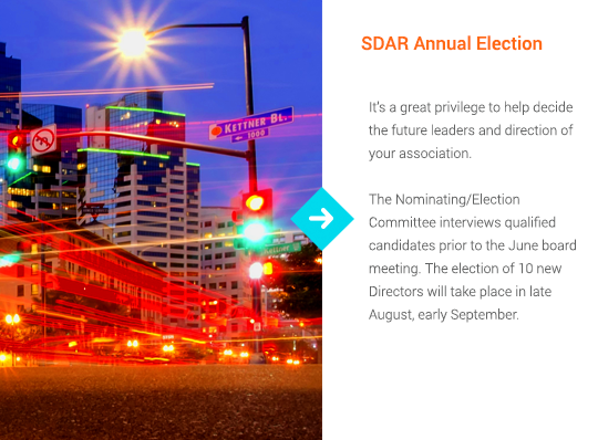 sdar annual election