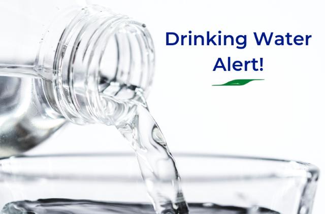 Drinking Water Alert