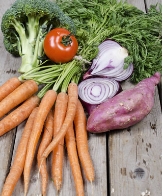 organic farming is good for the planet