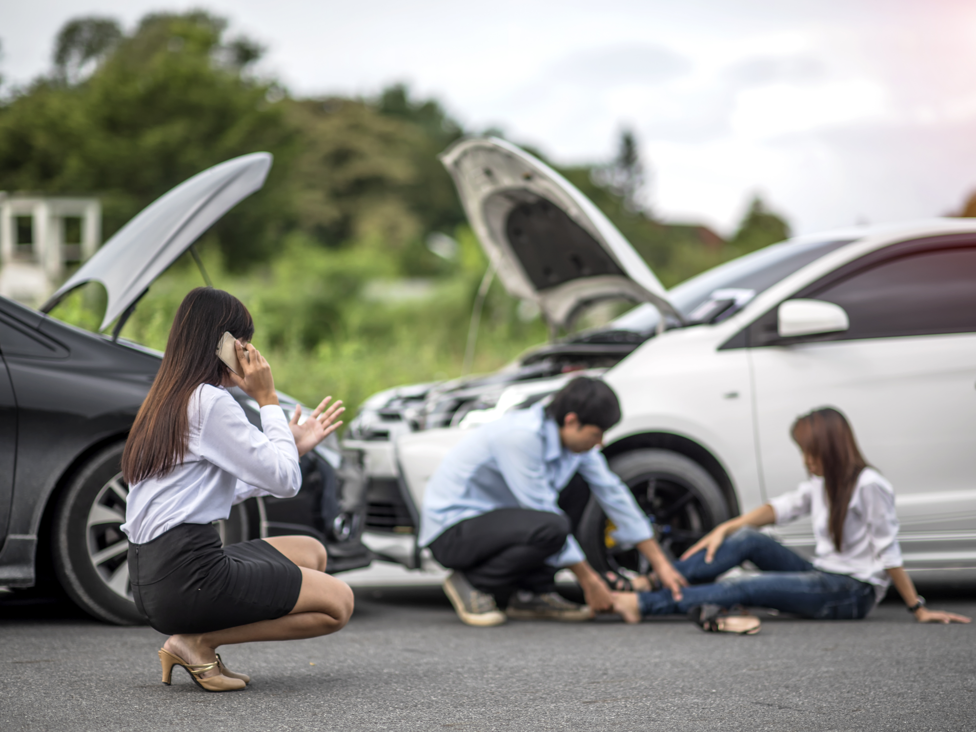 When to See a Chiropractor After a Car Accident