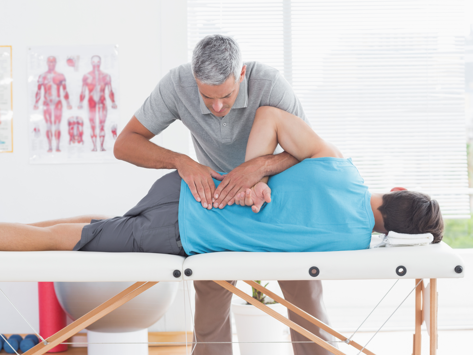Treating Lower Back Pain With Chiropractic Care