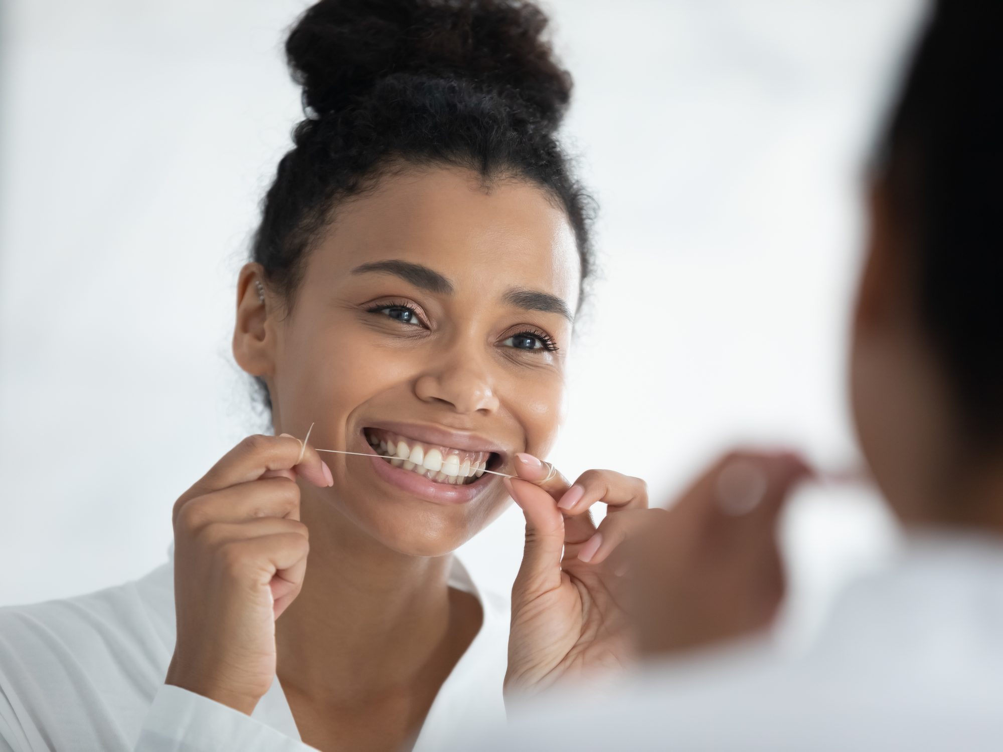 Why Should I Floss? - Why Brushing Isn't Enough