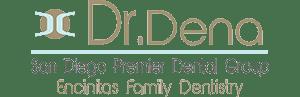 Encinitas' Dentist, Dr. Dena's logo.