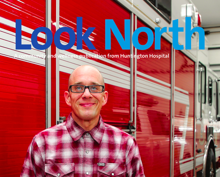 Huntington Hospital Helps a Local Firefighter Shed Some Weight