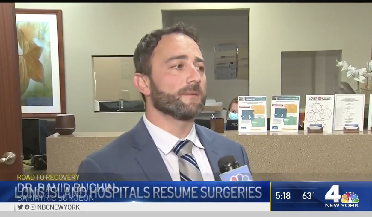 Dr. Buchin on NBC New York