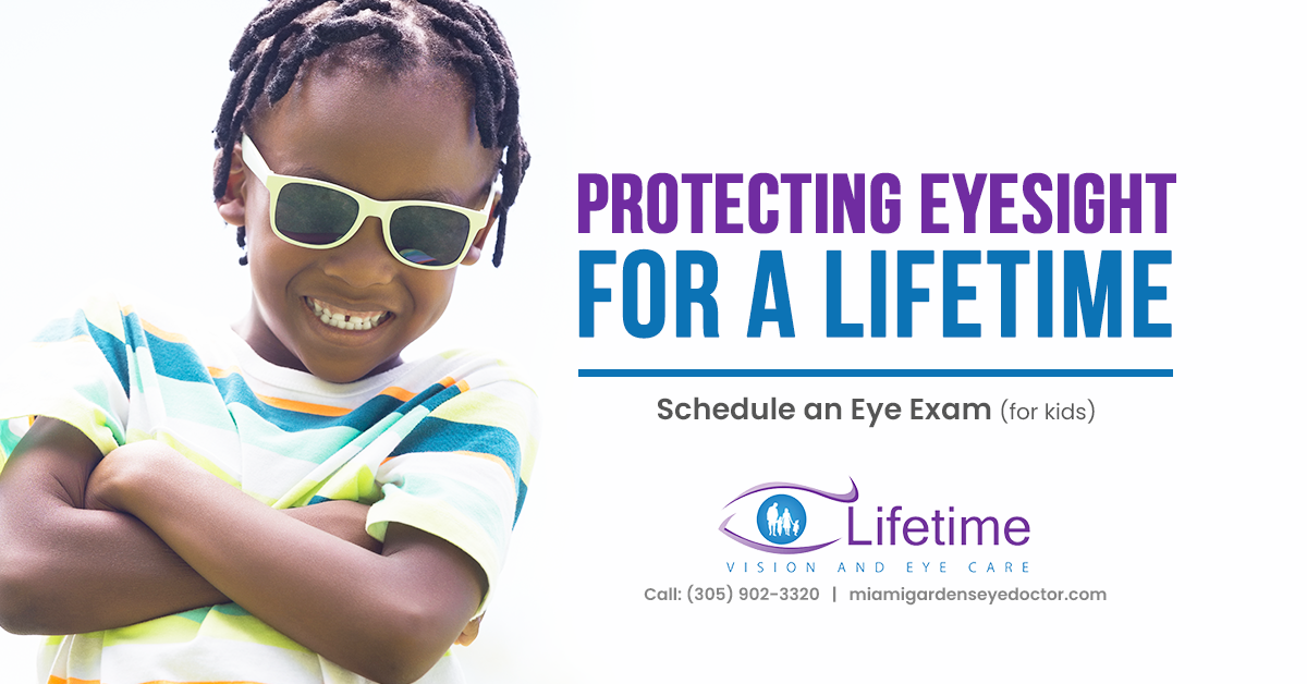 pediatric eye doctor miami gardens
