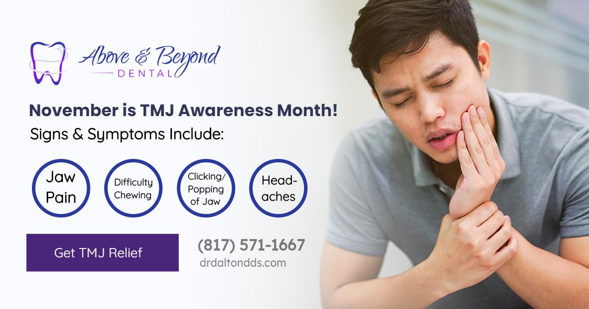 TMJ Awareness