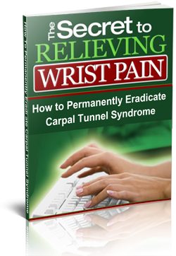 wrist pain report