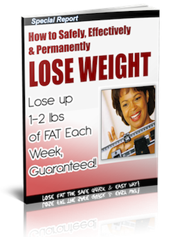lose weight report