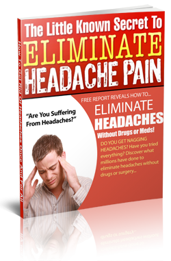 eliminating headaches report