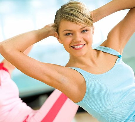 Exercise and Smile Rejuvenation Works- Look and Feel Younger!