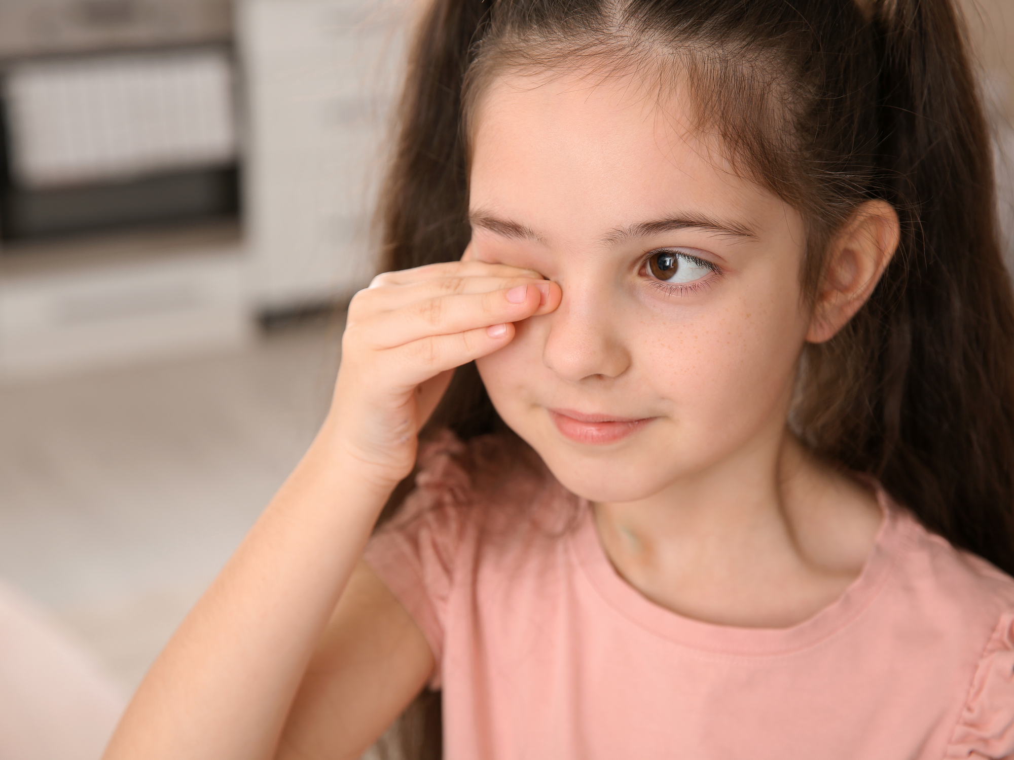 Common Vision Issues in Kids and Treating Them